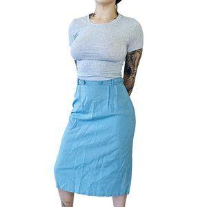 Vintage Pencil Skirt- S